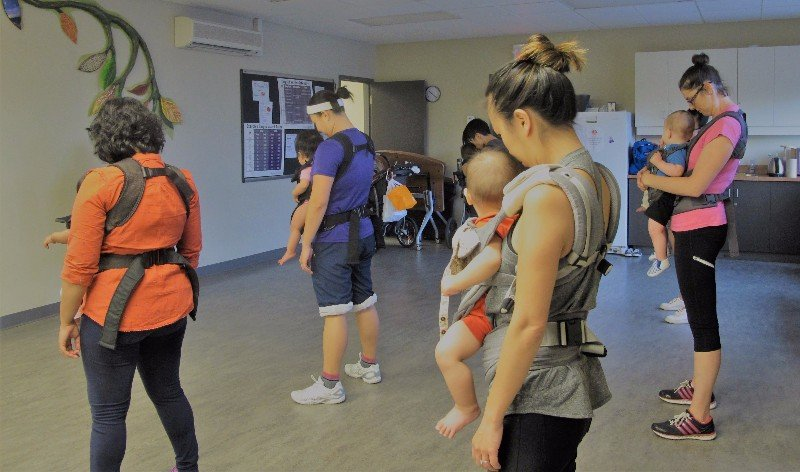 Mommy-and-Baby-Latin-Dance-Fitness-Class-with-Fusion-Cardio-Toronto-and-Flemgindon-Health-Center-1